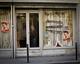 Parisian Shop Window