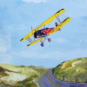 Skylark Biplane III