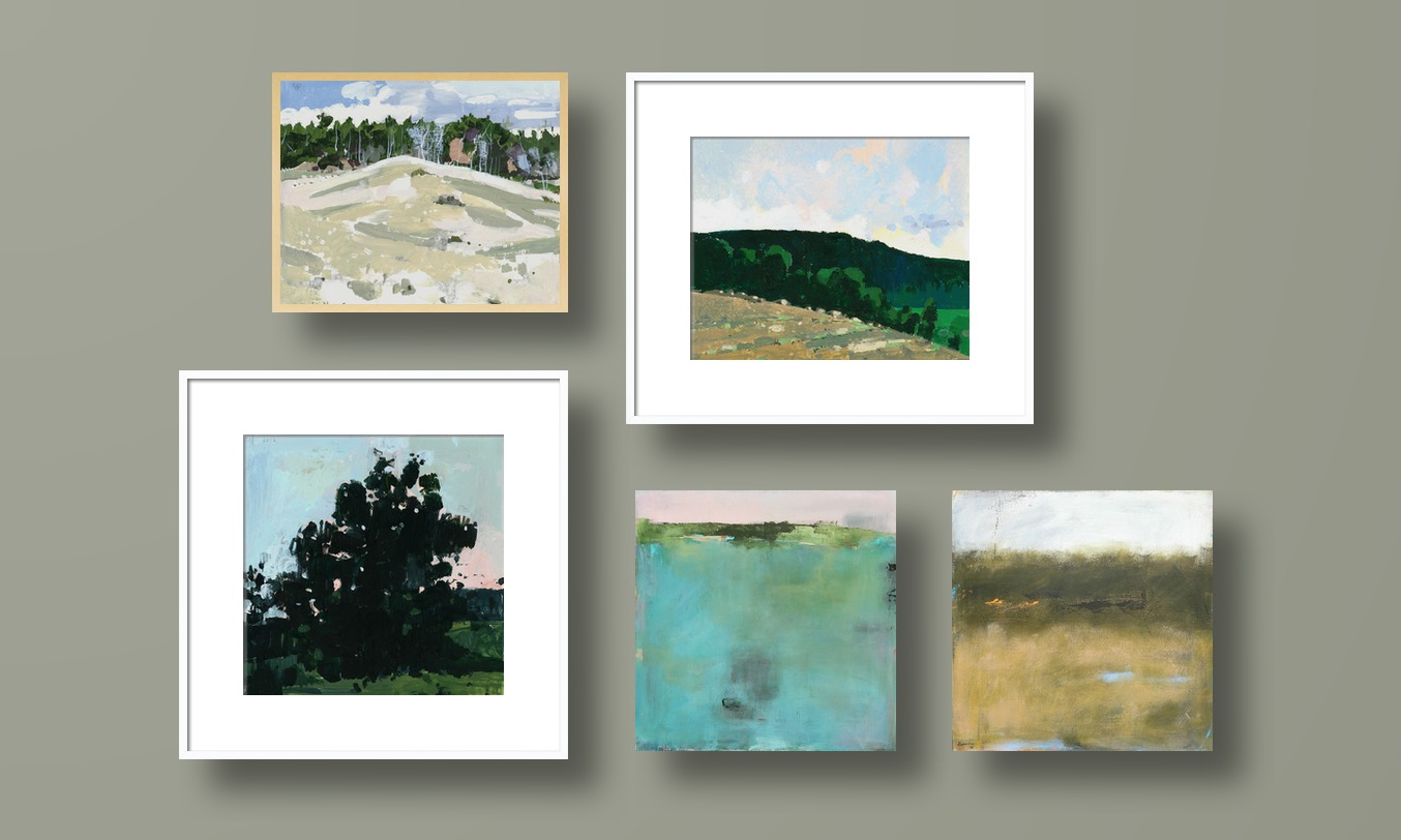 Landscapes With Oomph