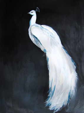 White Peacock II