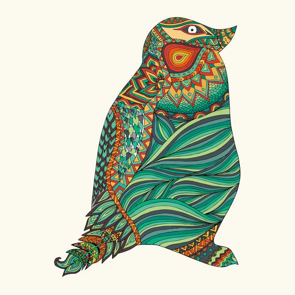 Ethnic Penguin