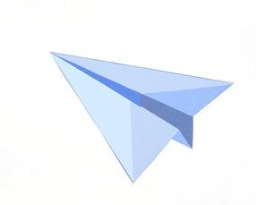 Paper Planes (Blue)