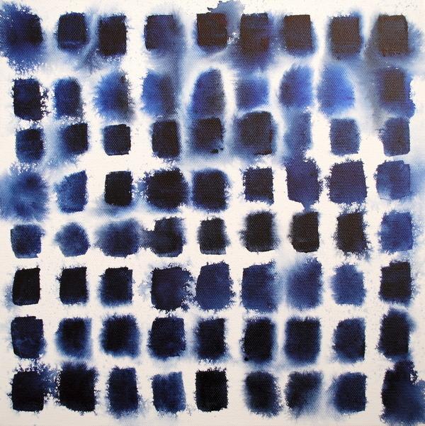 indigo blocks