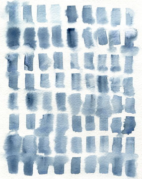 blue wash blocks