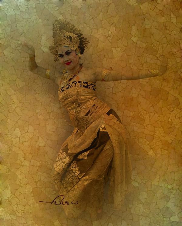 (tari) BALI (dance)
