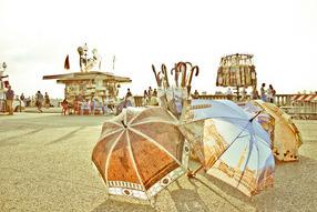 Florentine Umbrellas