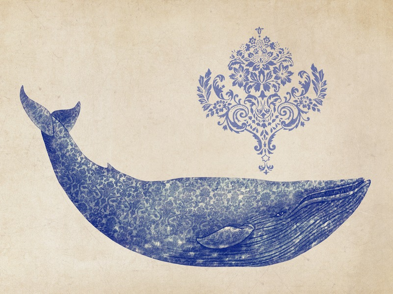Damask Whale