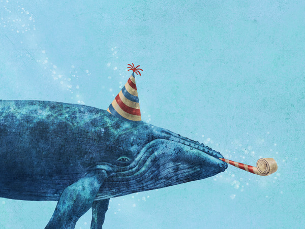 Party Whale