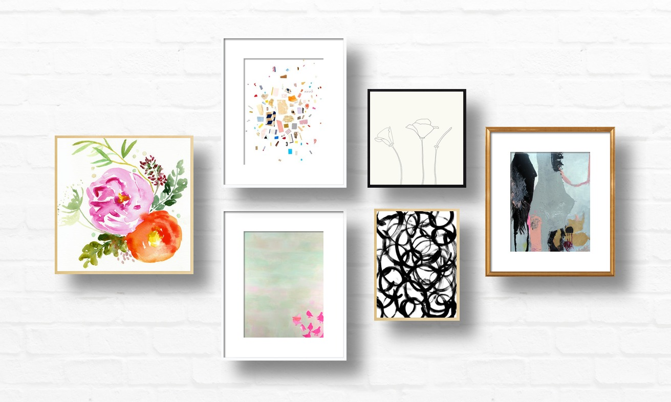 Contemporary Bloom