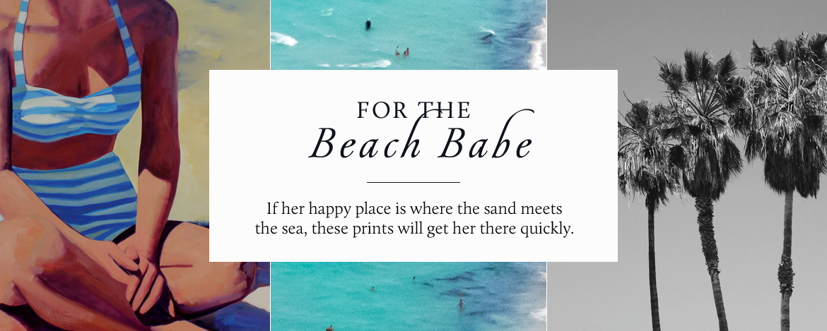 For the Beach Babe