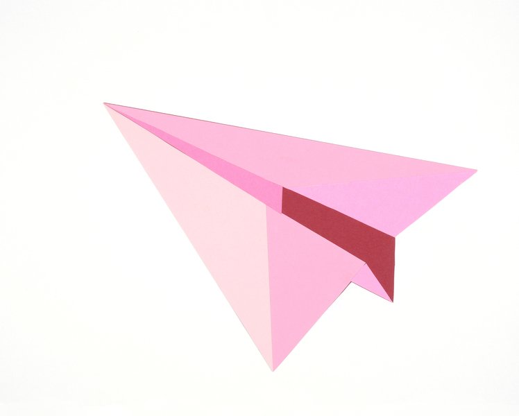 Paper Planes (Pink)