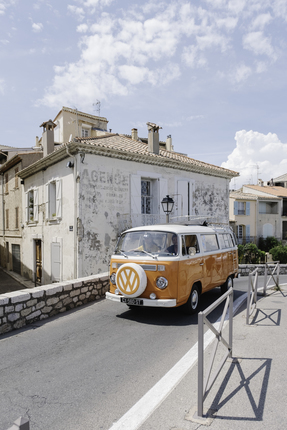 60's vibes on the French Riviera