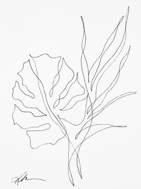 Ink Botanical 5
