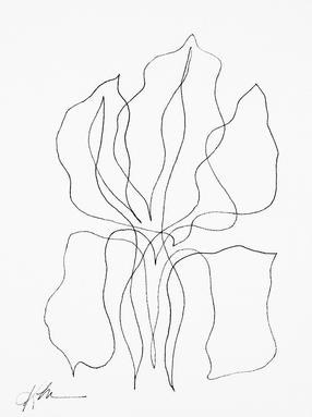 Ink Botanical 9