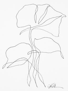 Ink Botanical 10