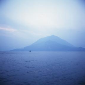 Lago di Como Landscape.