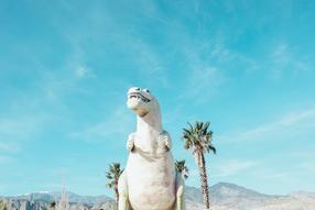 Cabazon Dinosaurs: The T Rex