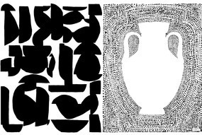 Geometric and Greek Vase
