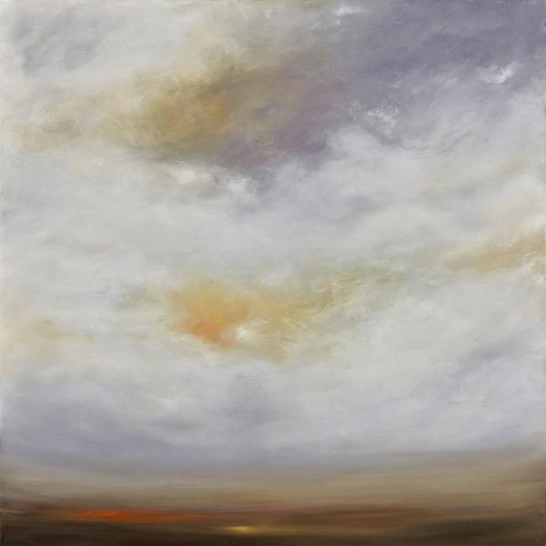 Misted Landscape