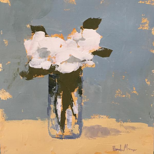 White Floral XLIX