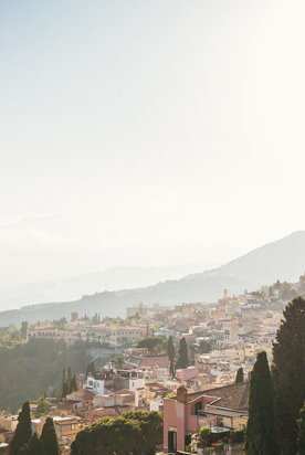 Morning in Taormina, Sicily