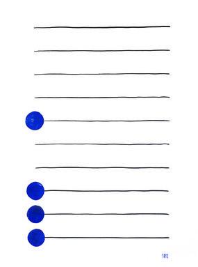 Four Blue