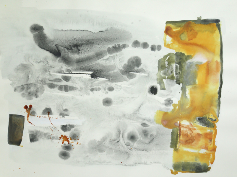 work on paper #24