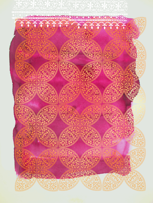 Arabic Print