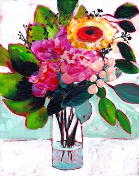 July's Flowers