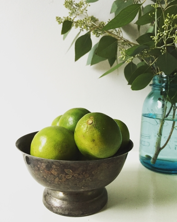 Eucalyptus and Lime