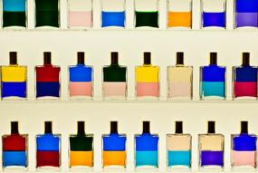 Perfumes in Tokyo