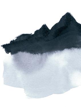 mountain scape minimal