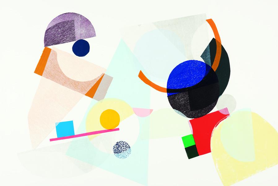 Geometric Jumble