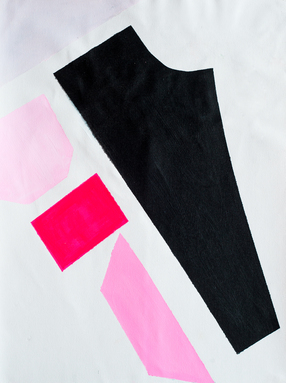 Pink Pieces