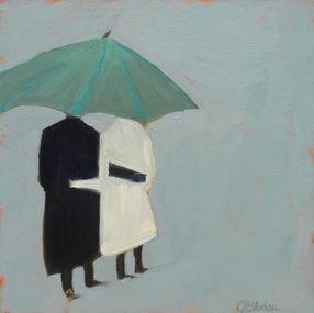 Umbrella Couple 2