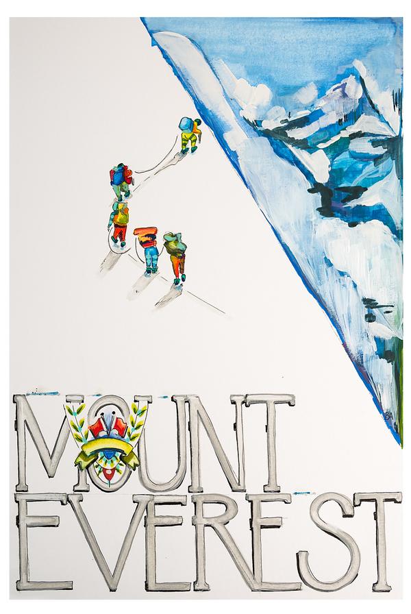 Exploring Mount Everest