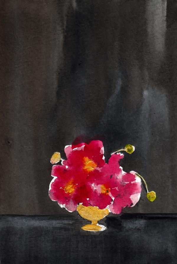 Little Red Bouquet