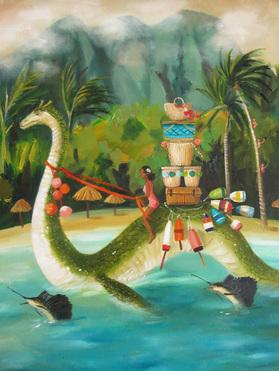 South Seas Serpent