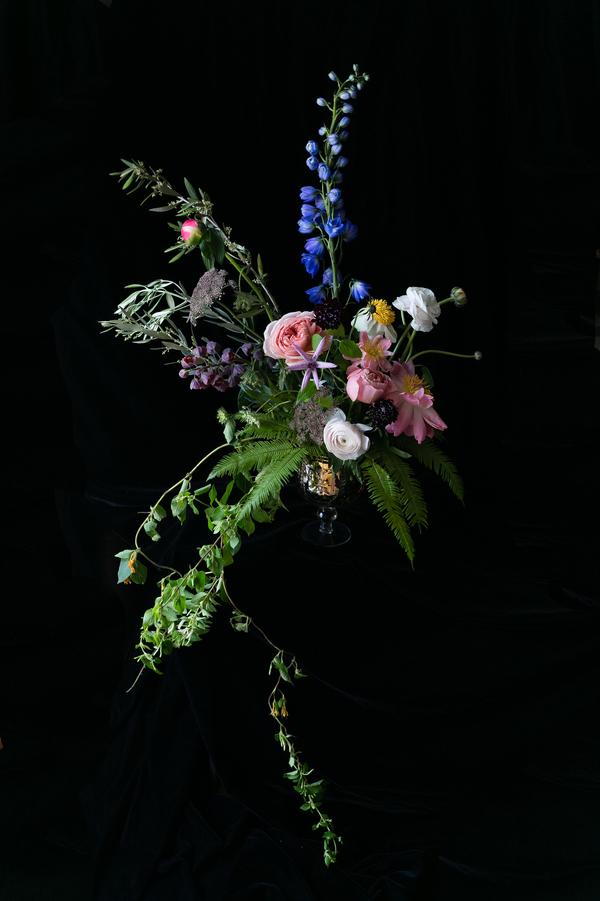 Dutch Master Inspired Floral Fine Art By Emilia Jane